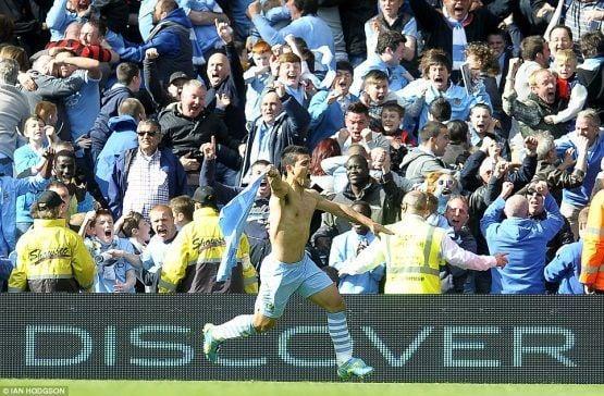 manchester city é campeão inglês