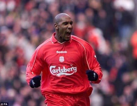Jogadores que passaram pelo Liverpool