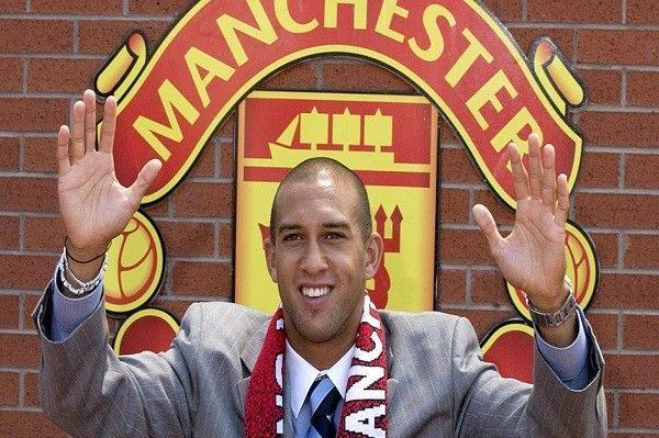 jogadores que passaram pelo Manchester United