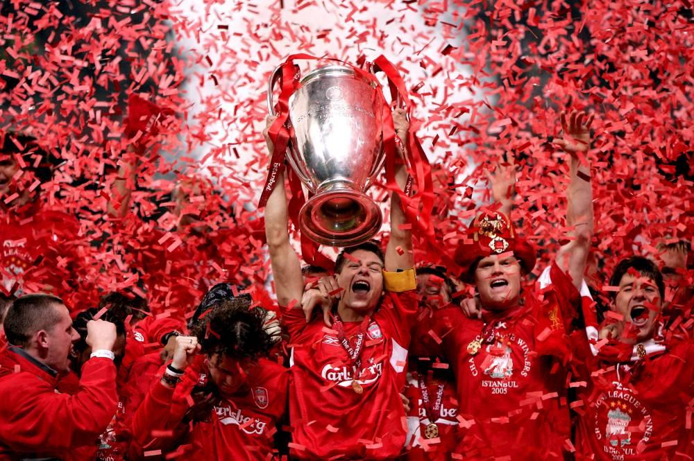 Liverpool x Milan Champions
