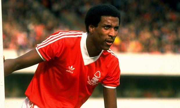 Viv Anderson: ídolo do Forest foi primeiro negro na seleção inglesa