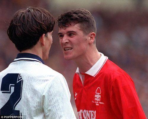 Roy Keane Nottingham