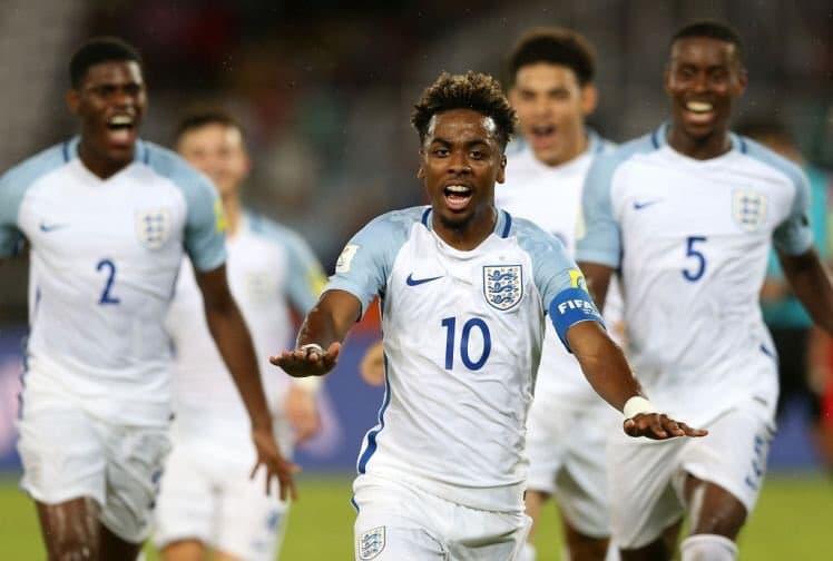 Inglaterra sub-17
