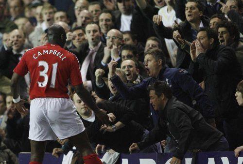 Sol Campbell Arsenal Tottenham Judas