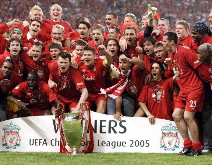 O que aconteceu com os jogadores do Liverpool da Champions 2005?