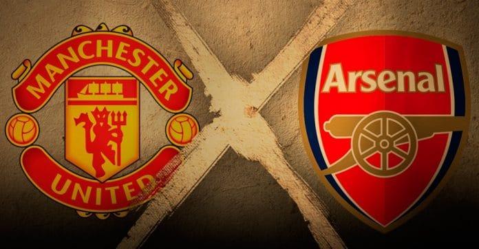 manchester united x arsenal