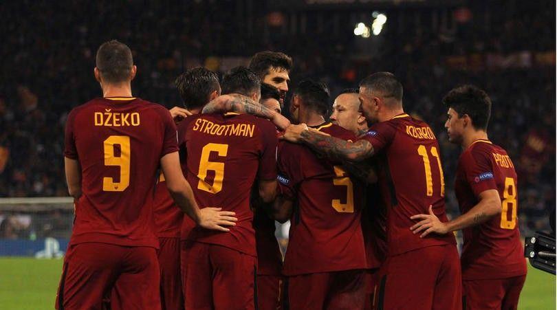 Liverpool x Roma