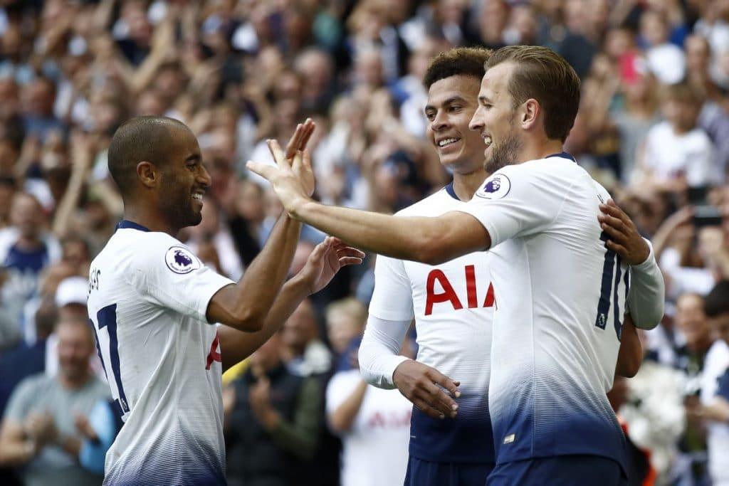 Tottenham na Champions League