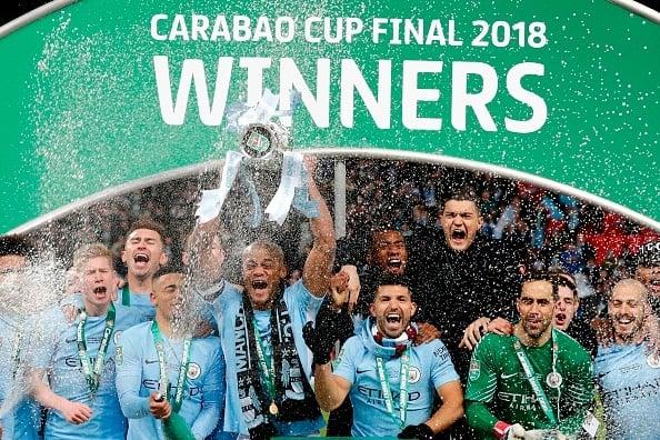 8 vezes que times foram campeões da Copa da Liga e do Campeonato Inglês na mesma temporada