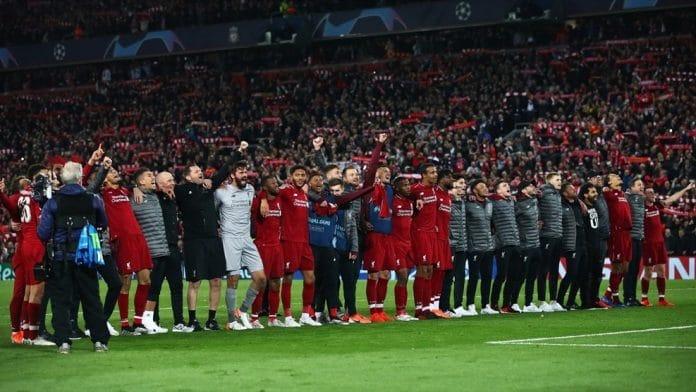 Teve até milagre no caminho do Liverpool para a 9ª final de Champions League