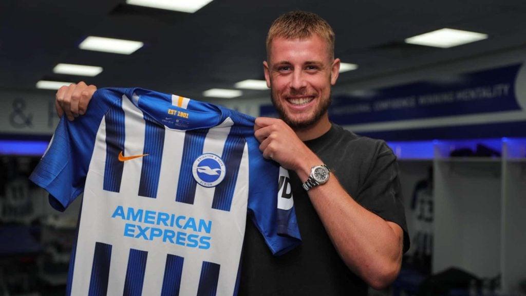 Adam Webster no Brighton