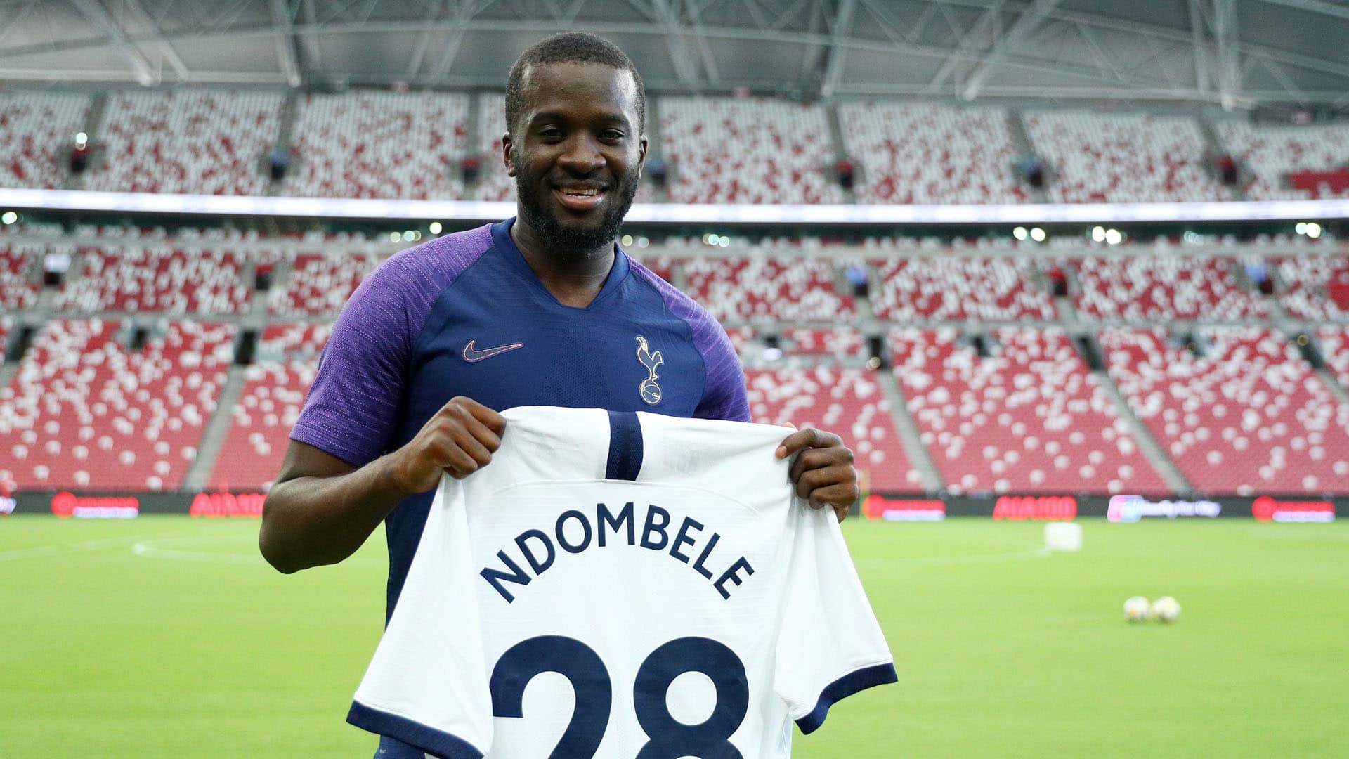 Tottenham 2019