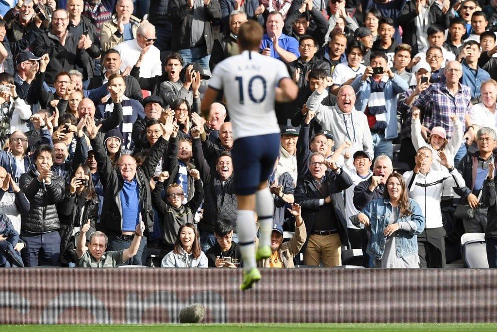 Harry Kane Tottenham Alex Davidson Collection Getty Images Sport