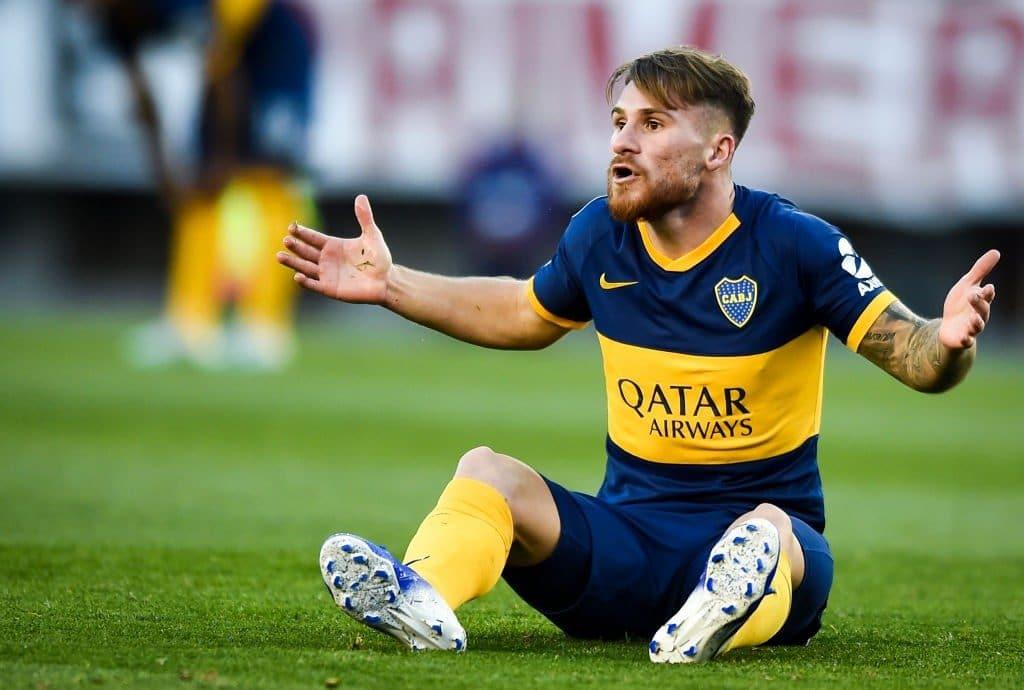 Marcelo Endelli Collection Getty Images Sport Mac Allister River-Plate-v-Boca-Juniors