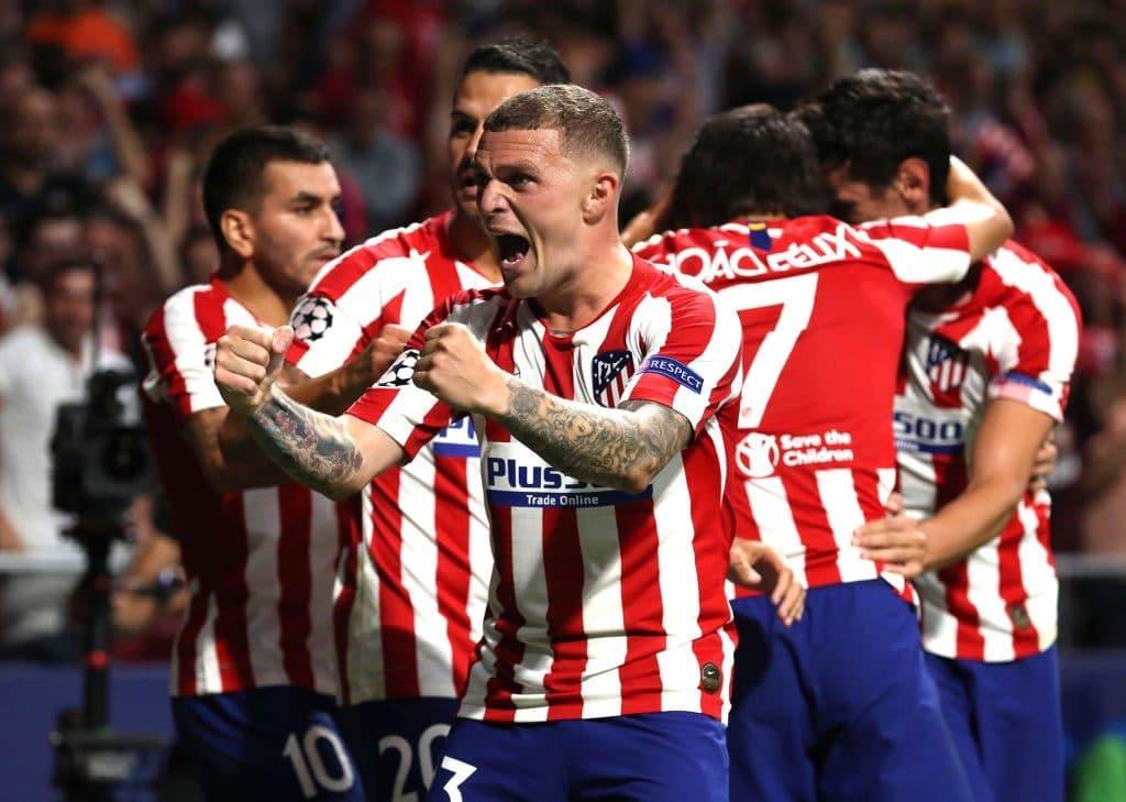 Trippier Atlético de Madrid Angel Martinez Collection Getty Images Sport