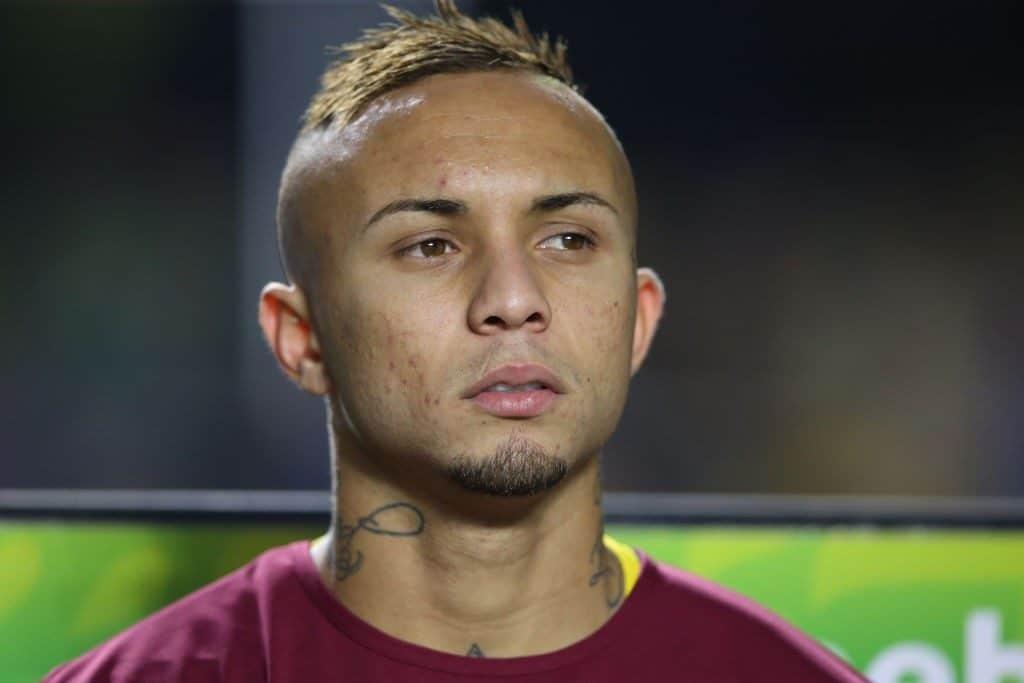 Everton Cebolinha seleção brasileira Alexandre Schneider Collection Getty Images Sport
