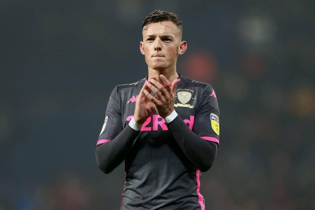 Leeds United Ben White - Lewis Storey Getty Images