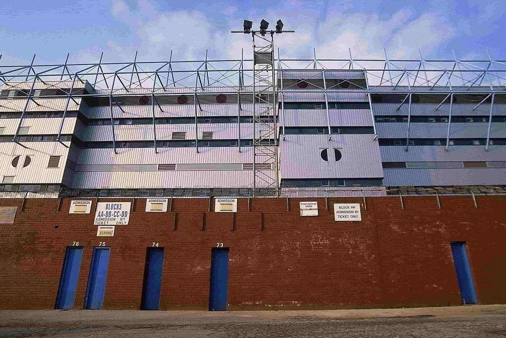 Maine Road estádio Manchester City Gary M. Prior Getty Images