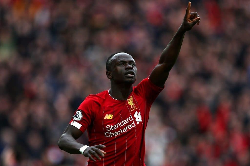 recordes do Liverpool