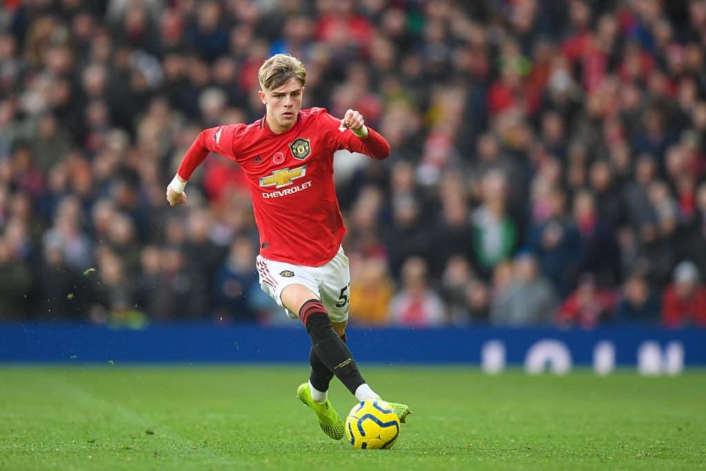 Manchester United Brandon Williams Michael Regan Getty Images Sport