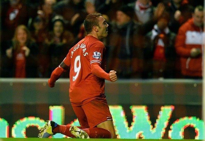 Aspas Liverpool jogadores espanhóis premier league