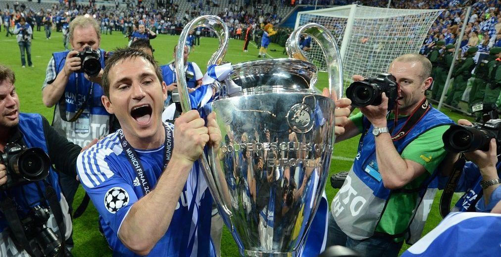 Chelsea Bayern Champions