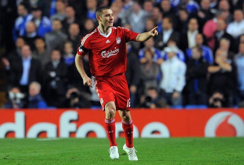 Fábio Aurélio Liverpool