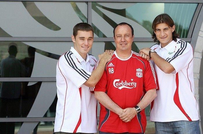 Liverpool Fábio Aurélio