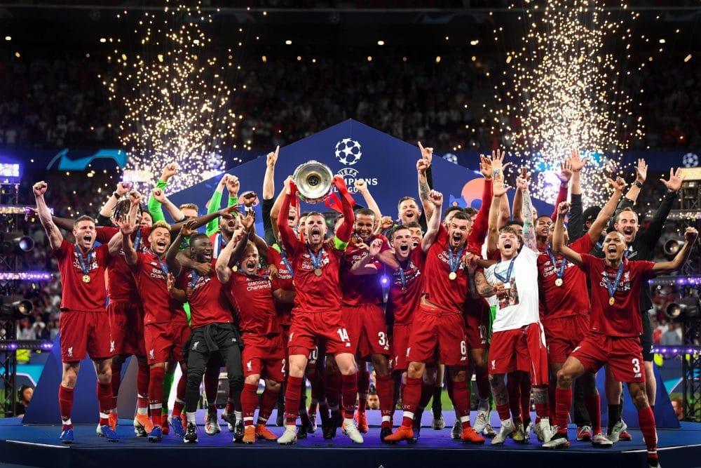 Liverpool campeão Champions League