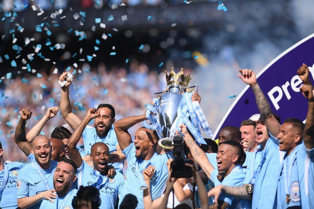 Manchester City campeão