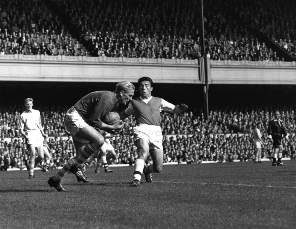 Bert Trautmann Manchester City
