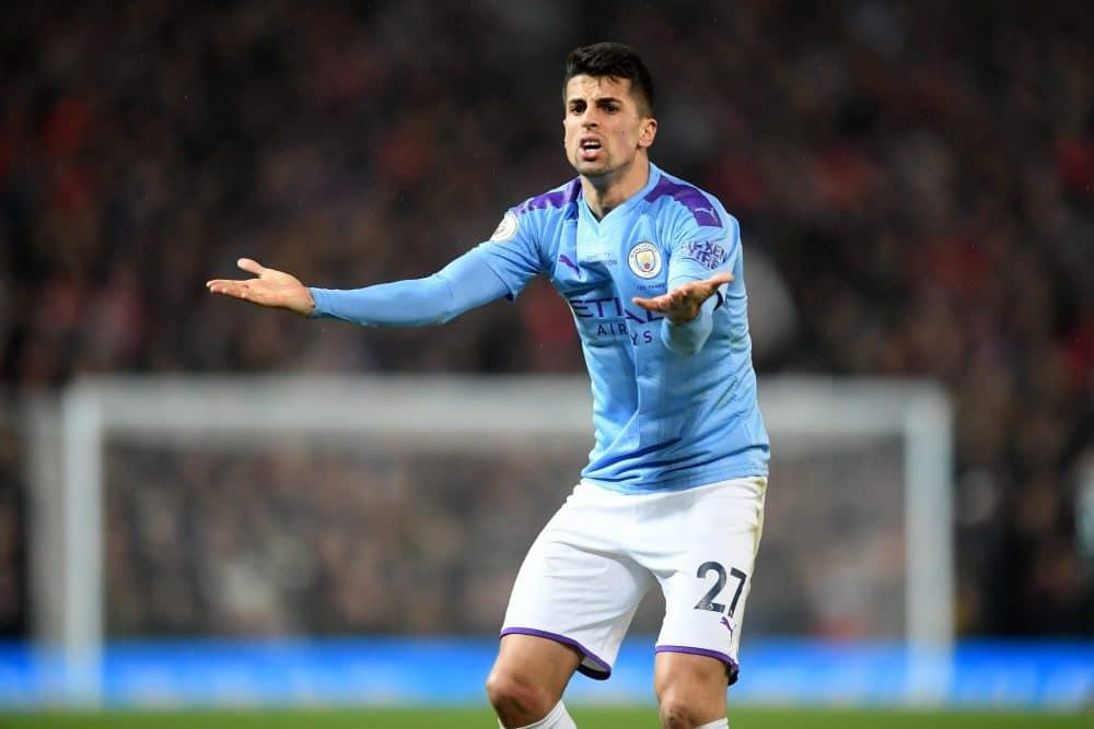 João Cancelo Manchester City