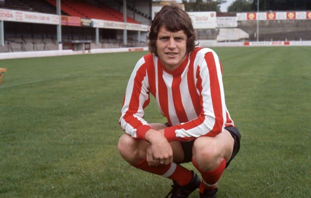 Mick Channon Southampton