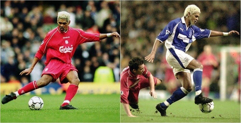 jogadores Liverpool Everton
