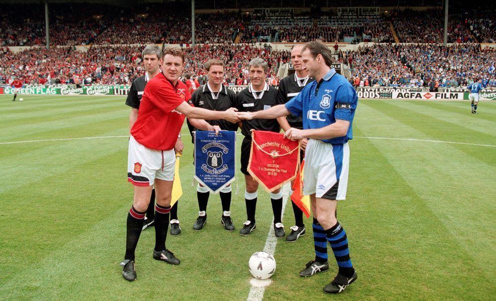 final da FA Cup 1995 em Wembley