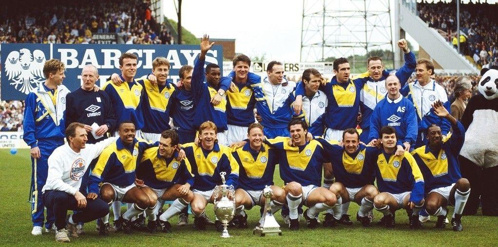 último título inglês Leeds