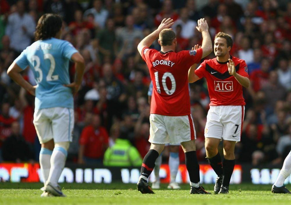 O gol decisivo de Michael Owen selou United 4x3 City