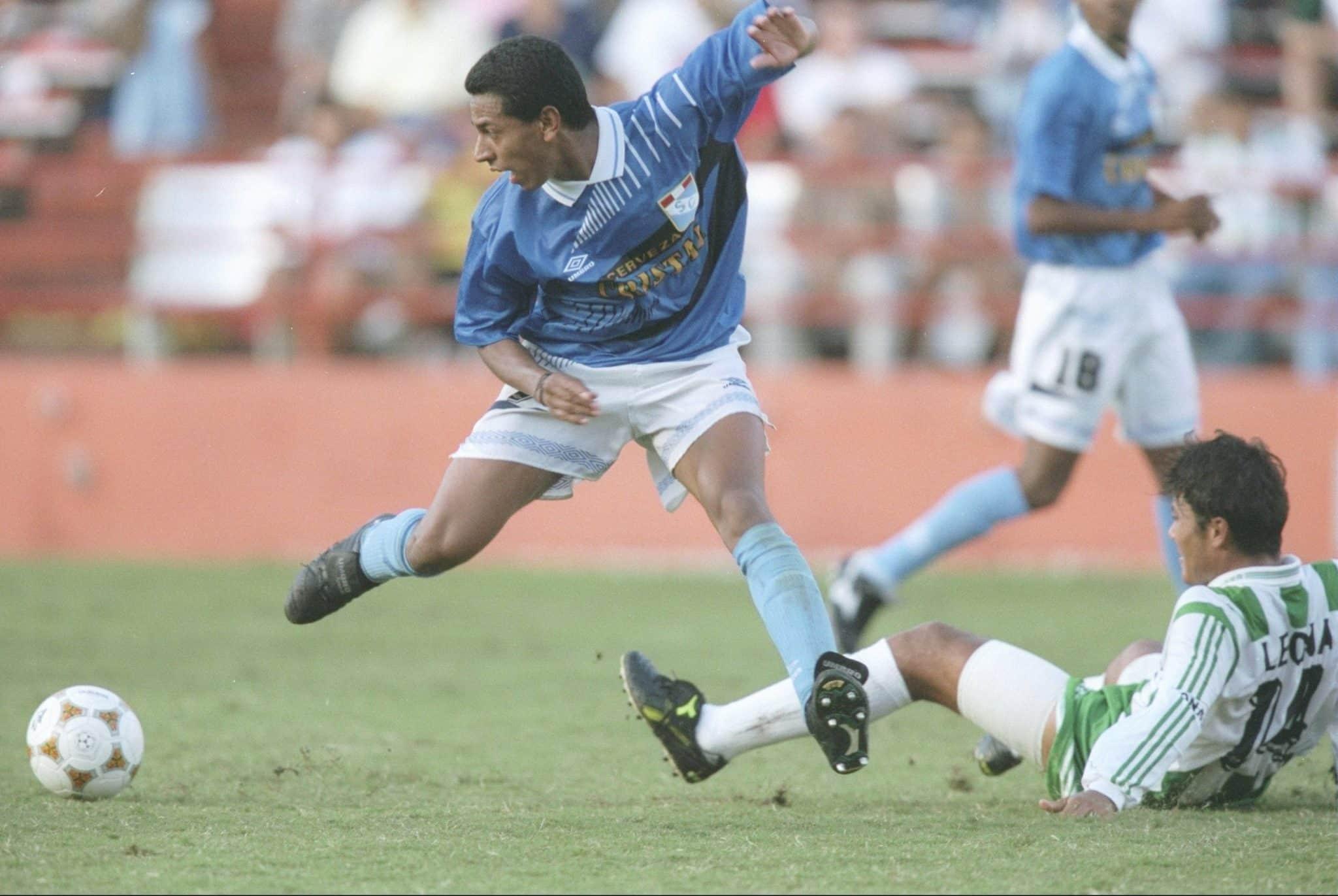Nolberto Solano, o peruano pioneiro na Premier League