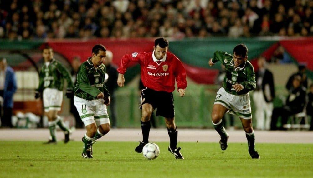 Manchester United Palmeiras