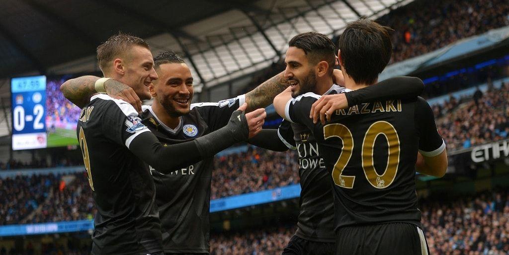 jogadores Leicester