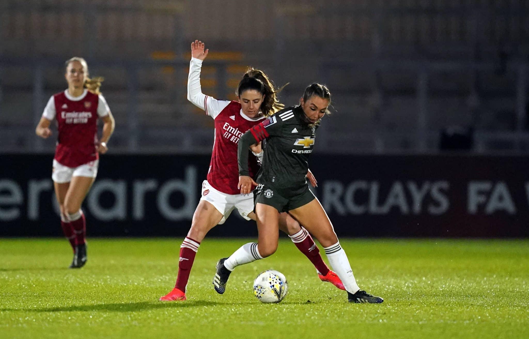 Leia mais: 17ª rodada da WSL 2020/2021: resumo dos jogos da Women's Super League