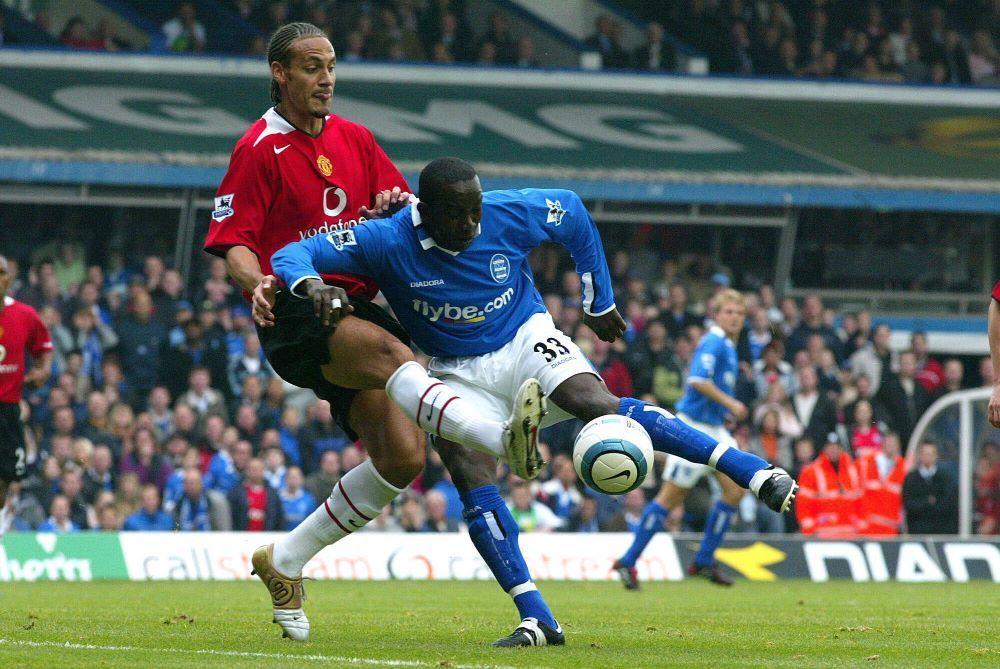 Ídolo do Aston Villa, Dwight Yorke é um dos jogadores que viraram a casaca e foram para o Birmingham