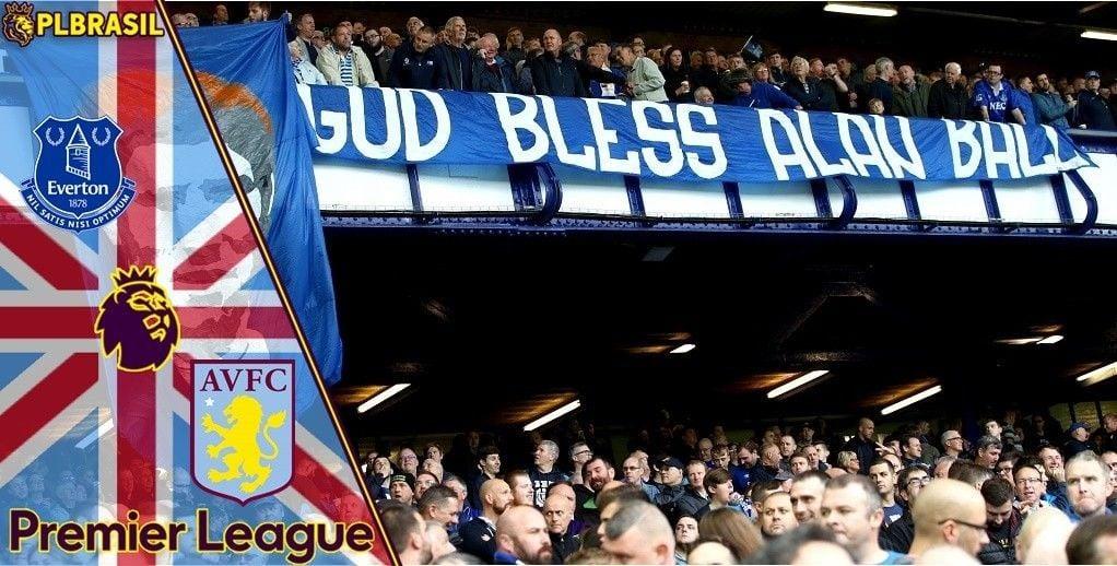 Everton x Aston Villa
