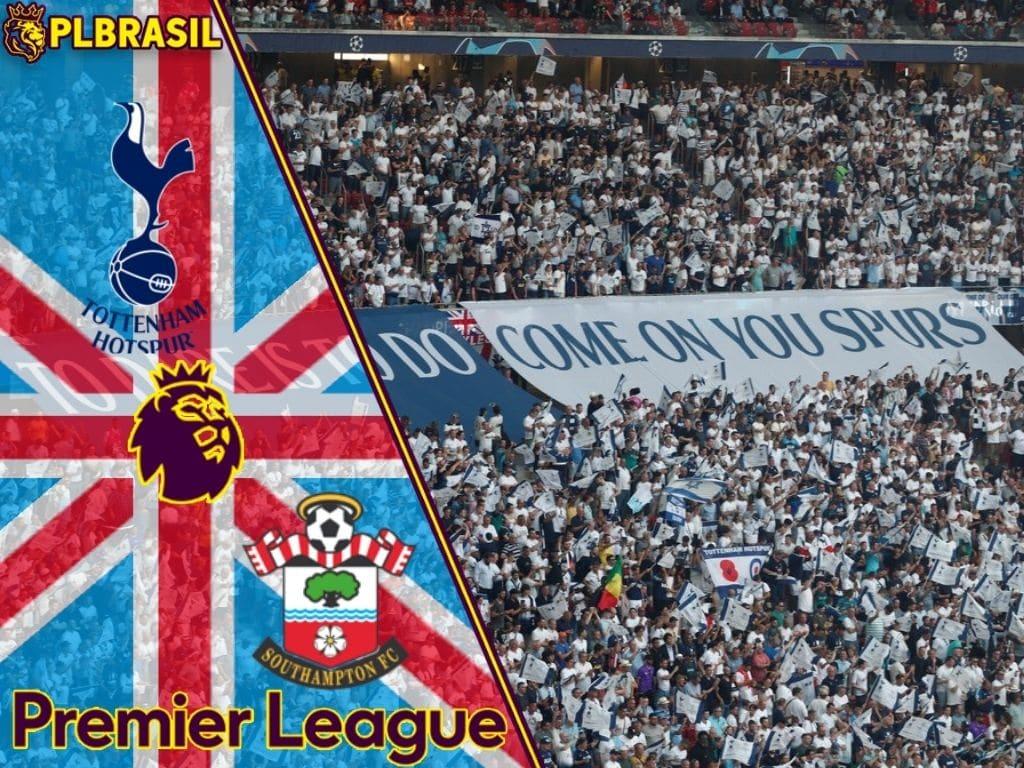 Palpites, Prognósticos e Odds para Tottenham x Southampton - 21/04