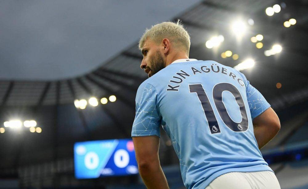 Agüero Manchester City