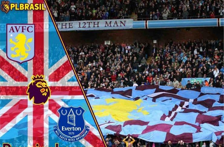 Aston Villa x Everton