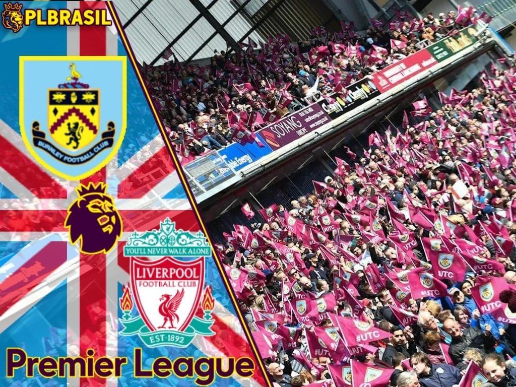 Palpite, Prognóstico e Odds para Burnley x Liverpool - 19/05
