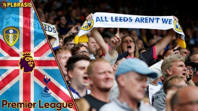 Palpite, Prognóstico e Odds para Leeds x Tottenham - 08/05