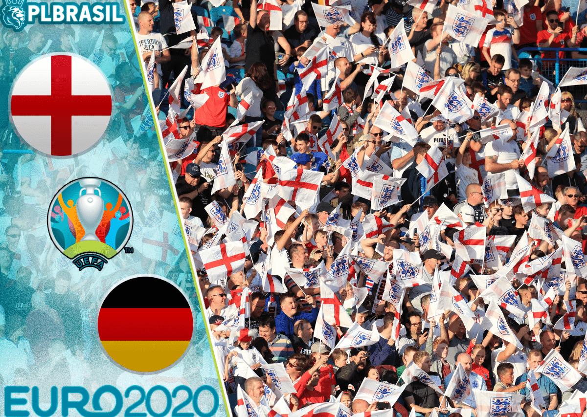 Inglaterra x Alemanha - Prognóstico & Palpite - 29/06