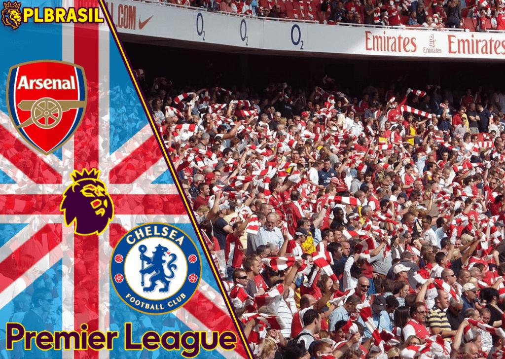 Palpite, Prognóstico e Odds para Arsenal x Chelsea - 22/08